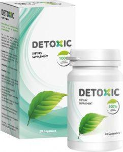 Detoxic- funziona – commenti – mercato - Italia