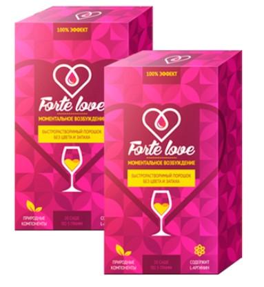 Forte Love – Funziona – Opinioni