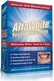 Alta White Teeth